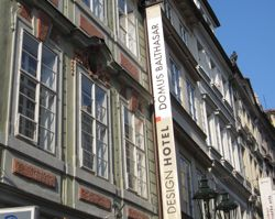 Boutique hotels in prague 10 design and luxury prague hotels for Domus henrici boutique hotel