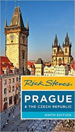 Rick Steves Prague guidebook