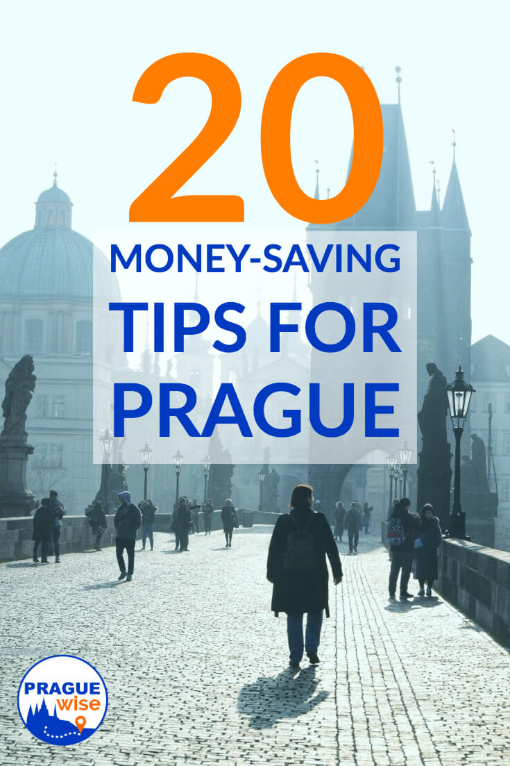 Prague tips for saving money
