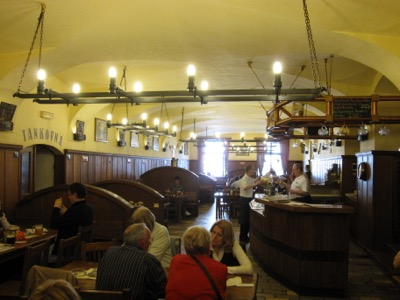 U Medvidku Prague Restaurant