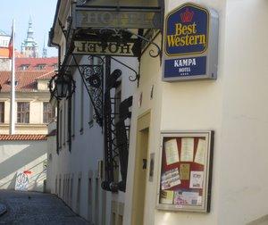 Best Western Kampa hotel