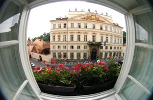 German embassy in Prague