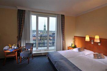 Astoria hotel Prague room with view