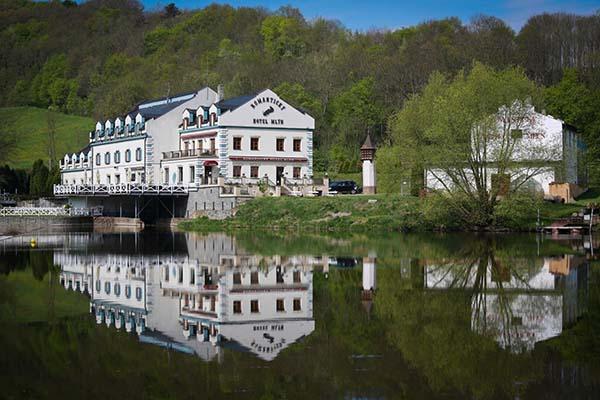 Hotel Mlyn Karlstejn