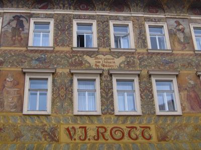 Rott Hotel Prague facade