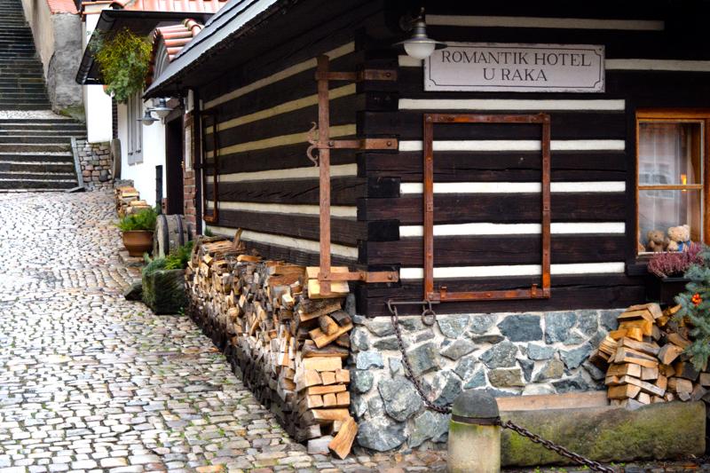 Corner of Hotel u Raka