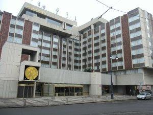 Intercontinental Hotel Prague