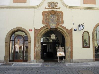 Iron Gate Hotel Prague