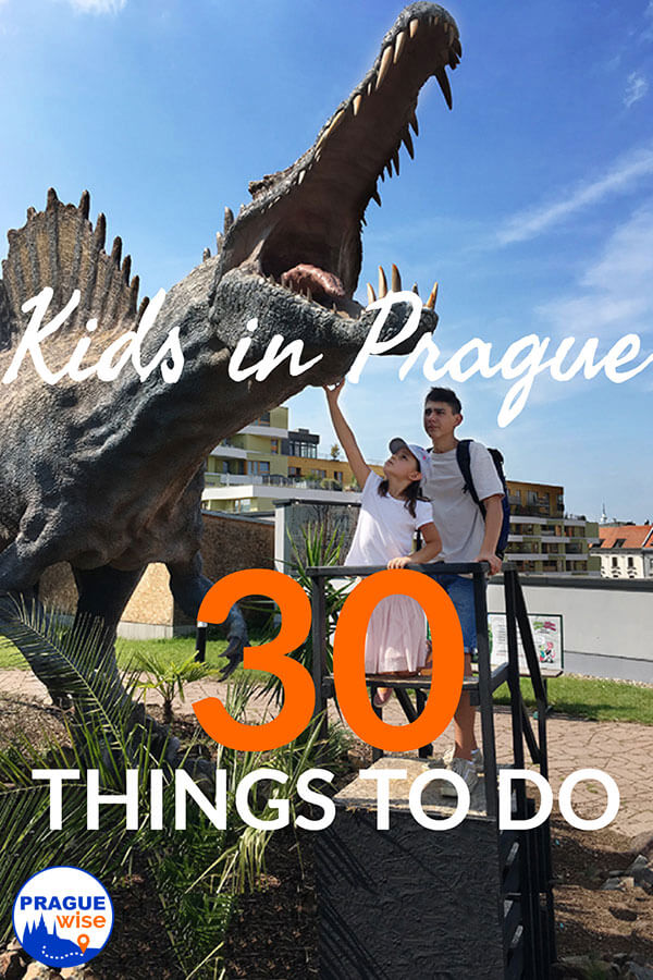 30 Things to do with Kids in Prague