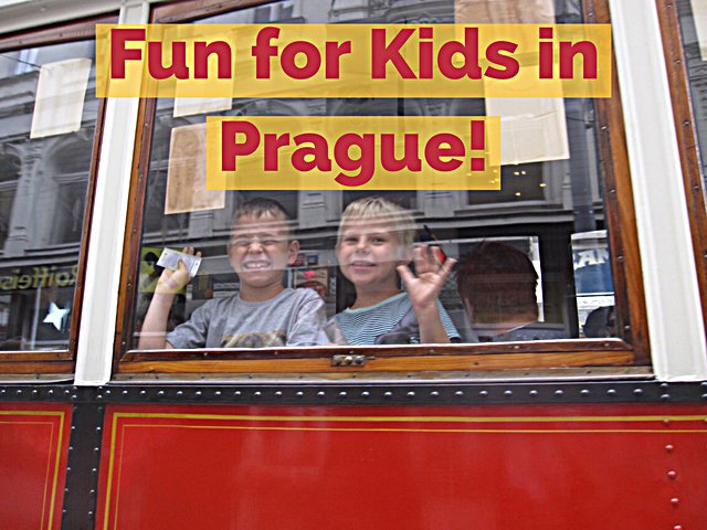 Ride the Historical Prague tram