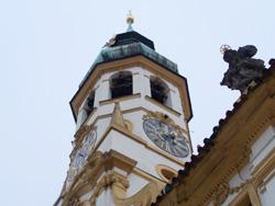 prague loreta church
