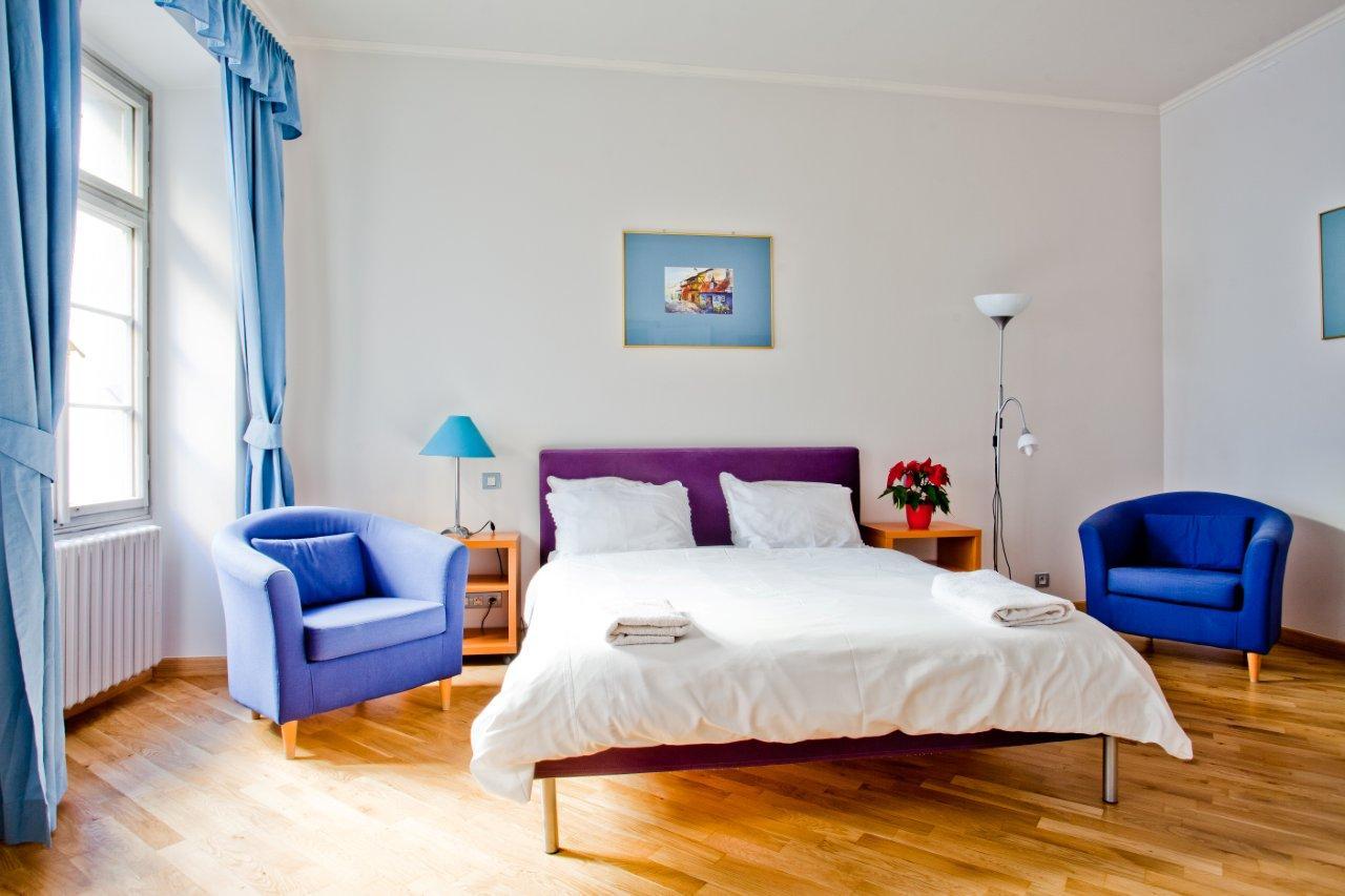Magdalena apartment bedroom