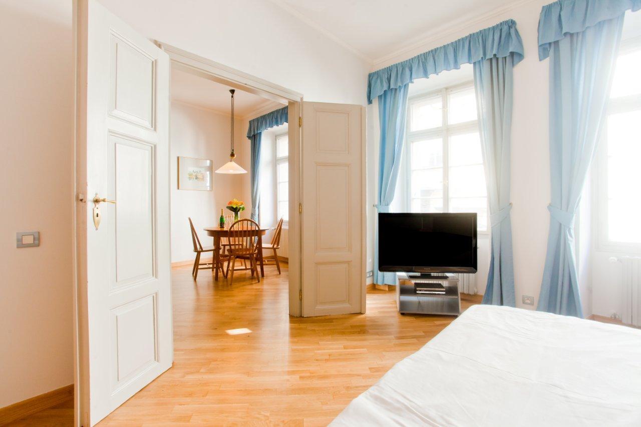 Magdalena apartment tv