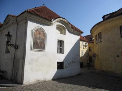 Old Town Prague street