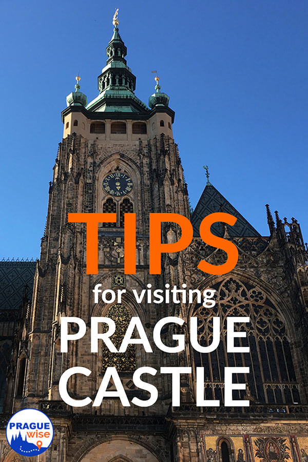 Prague Castle visitor tips