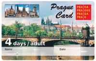 Prague discount card