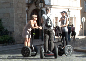 Segway tour in Prague