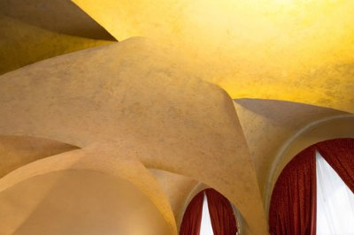 silvia apartment arched ceilings
