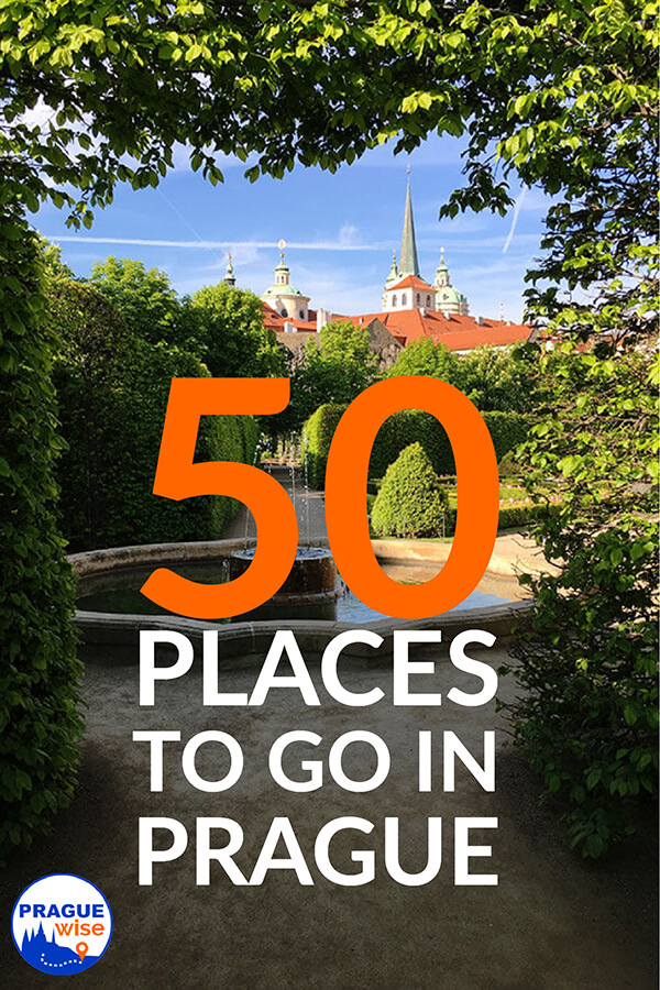 Best of Prague tourist attractions