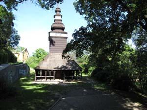 Brevnov Abbey Garden