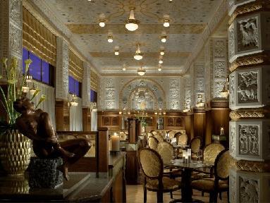 Imperial Hotel Prague cafe