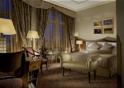 Imperial Hotel Prague room