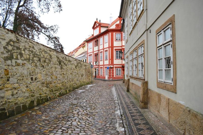 Novy svet Prague