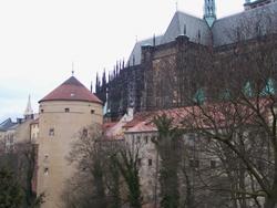 Powder Tower at Prague Casstle